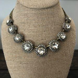 Chloe + Isabel Crystal Collar Necklace